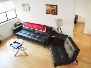2 BR with Roof Terrace Penthouse East Village, Nueva York