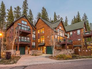 4 Bed 3 Bath Luxury Trademark Home - 1/4 mile from the slopes (sleeps 9 to 11, Winter Park