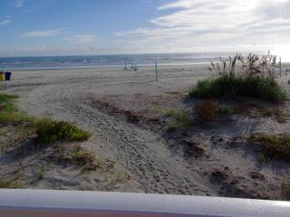 Oceanfront and Beachfront Getaway!!, New Smyrna Beach