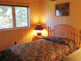 Located at Base of Powderhorn Mtn in the Western Upper Peninsula, A Comfortable Duplex with Shared Outdoor Hot Tub & Great View of Ski Hill, Ironwood