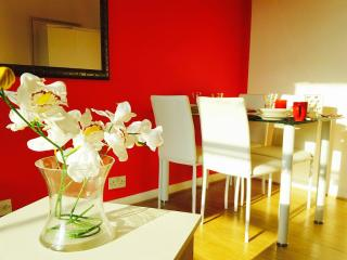 Marble Arch apartment, London