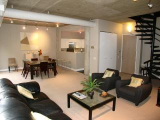 MODERN 2 BED LOFT 1600 SQ FT FIREPLACE LARGE PATIO, Chicago