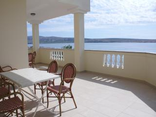 Spectacular views of sea - up to 2 Persons, Pag