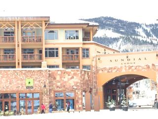 SUNDIAL LODGE~ Ski in/out The Canyons/Park City