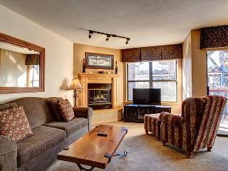 River Mountain Lodge E313 Ski-in Condo Downtown Breckenridge Vacation Rental
