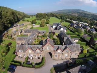 5* Luxury self catering holiday houses in Scotland, Aberfeldy