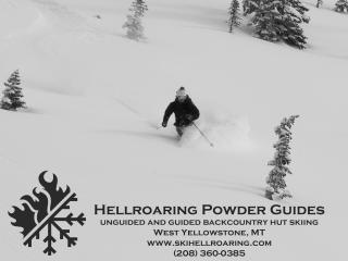 Hellroaring Powder Guides, West Yellowstone