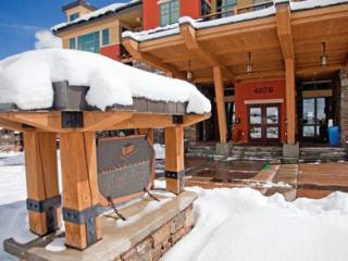 Park City 3 bedroom condo from 4/11/16 to 4/15/16