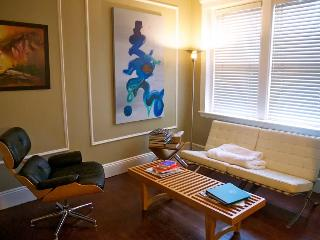 Spacious, Modern 1 bdrm + sofabed, Brookline