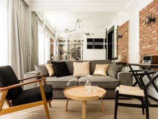 Apartment Ap94, located in the center of Gdansk
