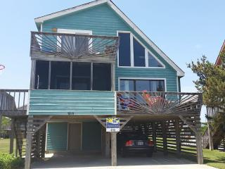 Welcome to Seahorse! Beach Road in Nags Head, Walk