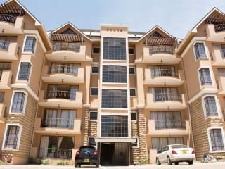 Stylish 3 Bedroom Furnished Apartment - Kilimani, Nairobi