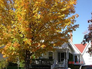 Luxury Sea Captain's Cottage 5 minutes from sea., Searsport