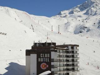 Beautiful Apt Studio 4 per-Direct Access on skis, Val Thorens