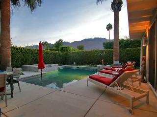 Mid-Century Hollywood Style in a Custom Palm Springs Home