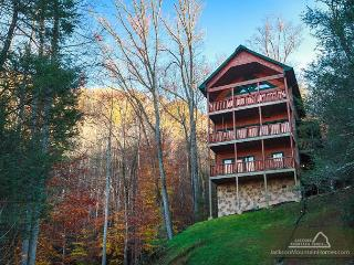 Away From it All   Private Jetted Showers Hot Tub Arcade   Free Nights, Gatlinburg