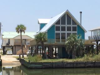 Private Ramp - Canal Frontage - Kayaks w/Free use, Dauphin Island