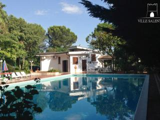 Villa with large Pool, 4 bedrooms and 3 bathrooms, Oria
