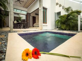 Stunning TAO Inspired Contemporary Two Bedroom Townhome - Tranquility!, Akumal