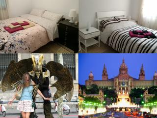 An apartment in the heart of Barcelona, a dream!