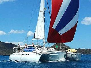FREEDOM Sailing Charter Yacht SCUBA Dive Kite Surf, Charlotte Amalie