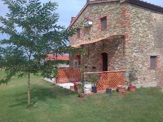 Cottage for 2 in the grounds of a farmhouse-Pool, Arezzo