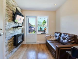 Furnished Condo on the Plateau, Montreal