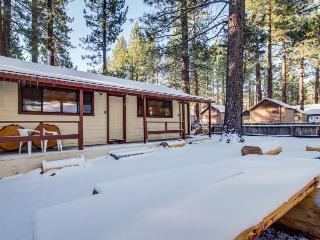 Two South Tahoe cabins - near swimming, skiing, and more!, South Lake Tahoe