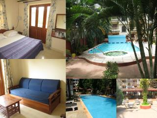 39)1 Bed Apart Central Calangute Sleeps 2/4