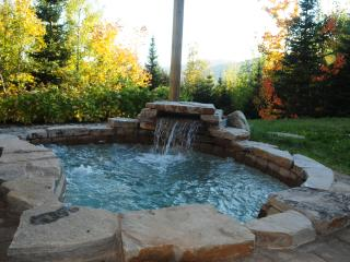 4 stars chalet in the heights of Charlevoix, Petite-Riviere-Saint-Francois