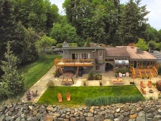 Oceanfront, Private, Suite with Mountain Sunrises, Campbell River