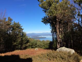 Mountain Lodge with spectacular views, Gilford