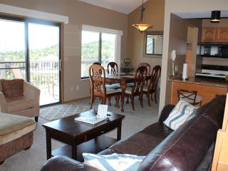 3 Bedroom 3 Bath 2 Living Room Private Deck Units - 1010, Indian Point