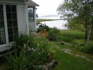 Newagen Cove Cottage Southport, Boothbay