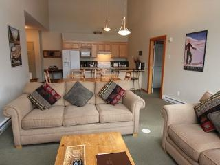 Canmore Crossing 3 bedroom 2 bathroom penthouse