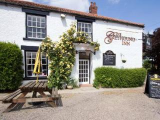 The Greyhound Inn Double room, Bedale