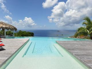 Spacious Living with ocean views, Gustavia