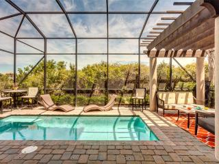Wind Song, Heated Pool, New HDTVs, OceanView Crow's Nest, Summer Kitchen, Palm Coast