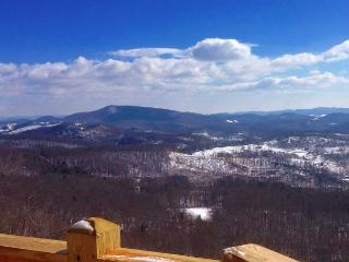 'OWLS VIEW' 3-Level Luxury Home Near Skiing & Snow Tubing!, Todd