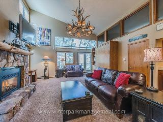 Remodeled Ski in Ski out two bedroom at the full service Iron Horse Resort., Winter Park