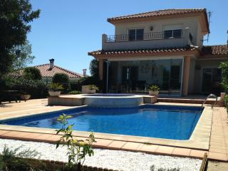 Beautiful Villa on front line of Panoramica Golf, Sant Jordi