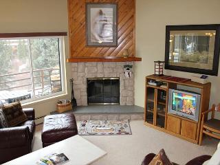 BR104C Prime Condo w/Great Views, Wifi, Fireplace, Clubhouse & Carport, Silverthorne