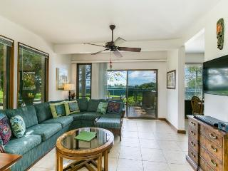 Kahala 214 Partial Ocean View, 2bd/2baths. Great Location! Free car with stays 7 nts or more*, Poipu