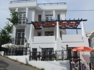 1+1 APART FLAT GROUND FLOOR AND SWIMMING POOL, Bodrum City