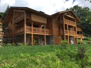 Samoens brand new garden apartment to rent
