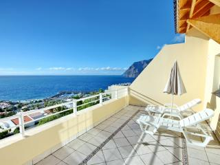 2-bedroom penthouse with stunning seaviews, Los Gigantes
