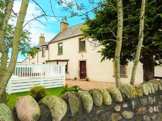 The Riverview Farmhouse, Forres
