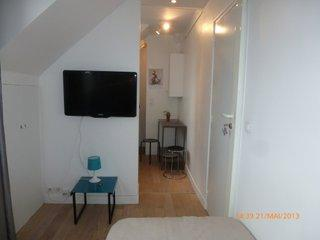 bachelor's apartment short term top location, Neuilly-sur-Seine