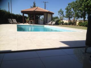 Holiday villa with private pool, Mazotos
