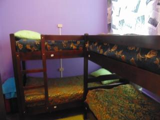 Hostel with 2 bunk beds and one single room, Moscow